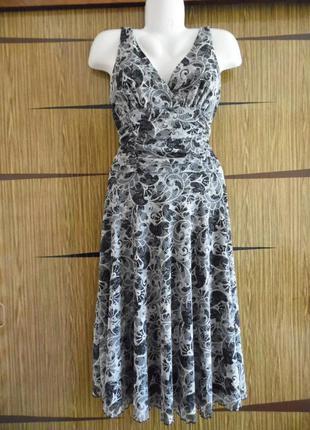 Платье лето новое m&cо размер 12 – идет на 46-48.