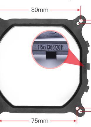 Крепление для кулера Socket 1150/1151/1155/1156/1366/2011/2011v3