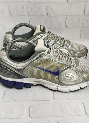 Чоловічі кросівки nike air zoom vomero+ 3 мужские кроссовки ор...