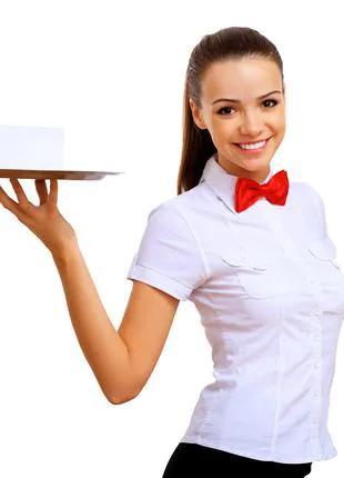 Работа в США: Официанты в Ресторан