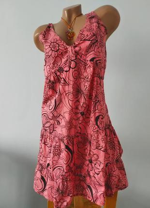 Летне платье сарафан