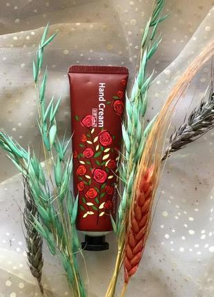 Крем для рук bioaqua с экстрактом розы, 30 гр