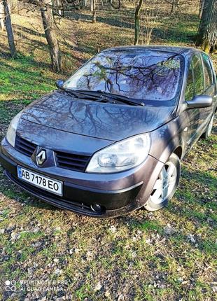 Renault Megan Scenik 2 (Рено Меган Сценик 2)