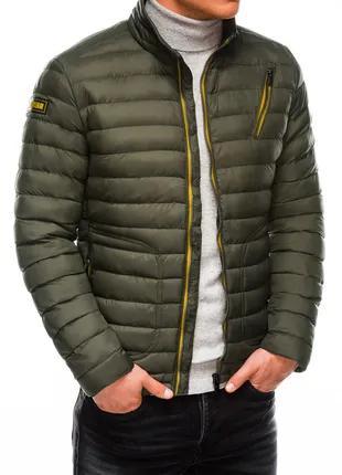 Мужская куртка демисезонная стеганая