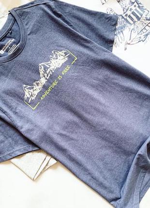 Мужская футболка mountain warehouse