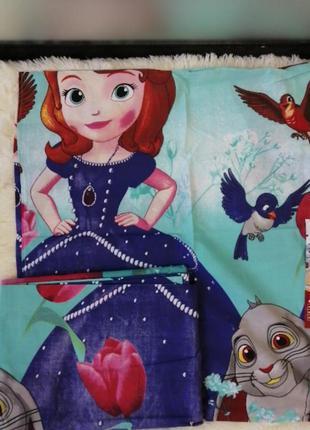 Комплект детского постельного  белья полуторный, 150*210