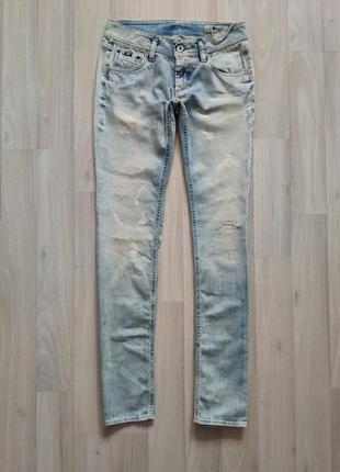 Жіночі голубі джинси 27 розмір женские джинсы размер 27
