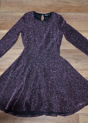 Платье стильное m&s autograph 146-152 см 11-12 лет