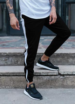 Спортивные штаны тур rocky black-white