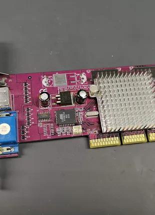 Видеокарта GeForce4 MX 440 AGP 64Mb DDR TV-Out