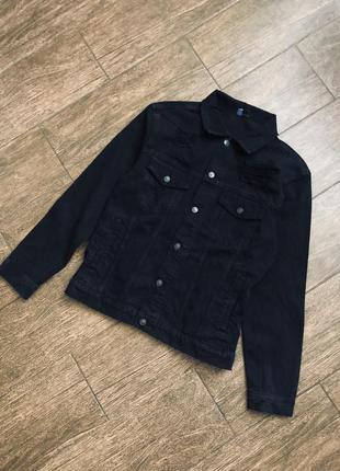 Очень стильная джинсовая куртка