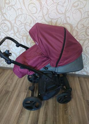 Продам польскую коляску 2 в 1 Tako Baby Junama 2019.