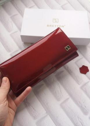 Кожаный женский кошелек жіночий шкіряний гаманець