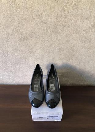 Брендовые туфли из натуральной кожи от padders англия. новые. ...