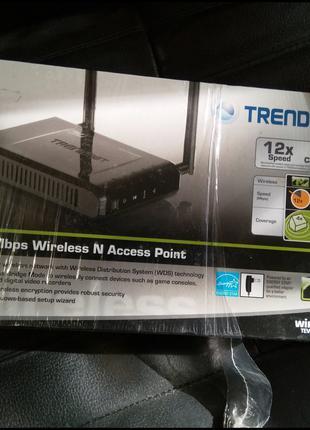 Точка доступа TrendNet TEW-638APB 300Mbps