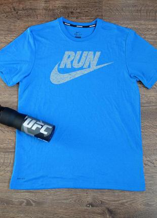 Оригинальная футболка nike ® t-shirt run