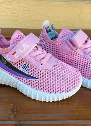 Летние кроссовки bbt для девочки