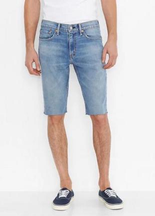 Мужские джинсовые шорты Levi's