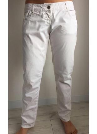 Брюки, штани білі, белые брюки.