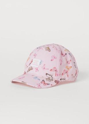 Бейсболка кепка летняя н&м