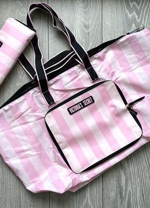 Складная сумка victoria's secret