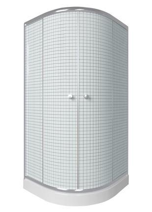 QT Душевая кабина SC8080.1 CRM(print102)