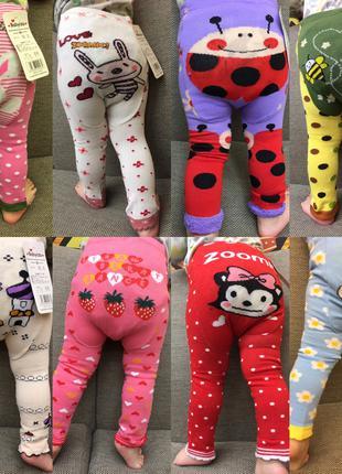 Штанці - гамаші для дівчат 0-3 роки, Babyizu