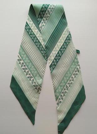 Платок платочек бант лента для волос на сумку h&m