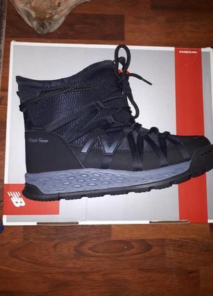 Зимние ботинки new balance 9.5