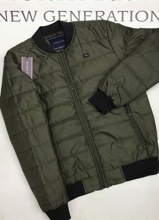 Куртка мужская Бомбер все размеры