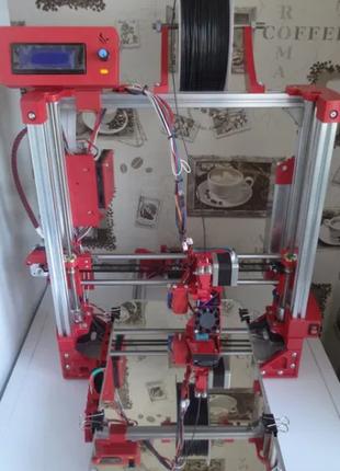"""3д 3D принтер украинского производства """"Беркут"""" Реплика Willson."""