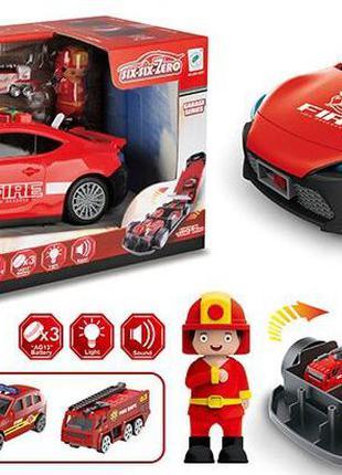 Машина-гараж 660 А-207