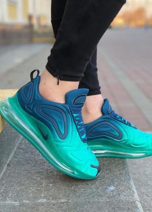Nike air max 720 blue голубые ♦ женские кроссовки ♦ весна лето...
