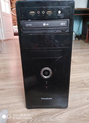 Продаю компьютер с монитором