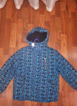 Зимняя термо куртка lenne 10\ 140