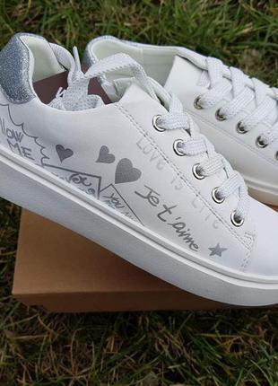 Модные кроссовки кеды для девочки с супинатором наложка обмен ...