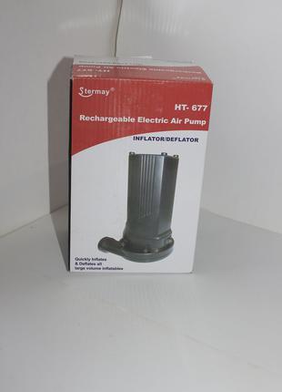 Насос Stermay HT-677 (12/220/аккумулятор)