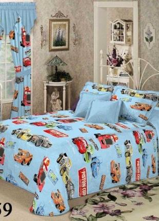 Подростковый комплект постельного белья № 5659