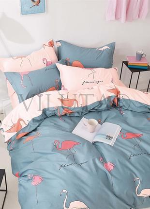 Подростковый комплект постельного белья № 19007