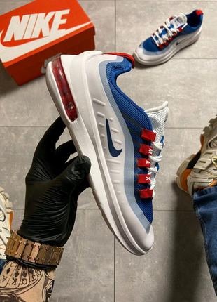 Nike Air Max Axis Blue/White.