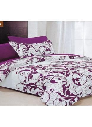 Полуторный комплект постельного белья № 8624