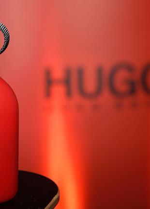 Hugo Boss Hugo Red men_Оригинал EDT_5 мл затест туал.вода