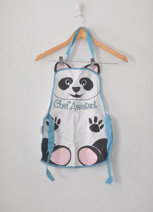 "Детский фартук ""панда"""