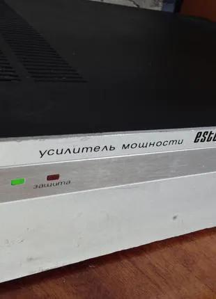 Усилитель Estonia УМ-010 стерео Hi Fi (Эстония)