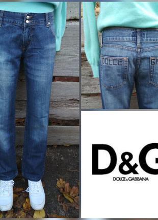 Брендовые джинсы dolce & gabbana