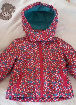 Термокомбинезон, куртка и полукомбинезон