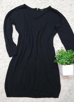 Платье черное,туника свободного кроя esmara