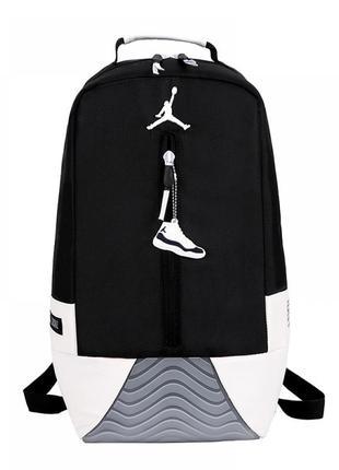Рюкзак jordan retro 11 black