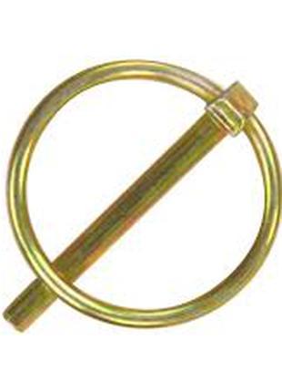 Шплинт DIN 11023 с кольцом.