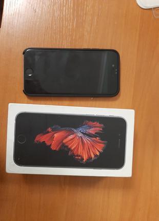 Продам оригинальный  телефон iPhone 6s на 16 гб